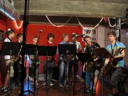 Muziekschool cafe - 24 mei 2012 - 1